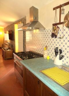 cucina d'angolo