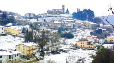 Winter time/Corsagna imbiancata